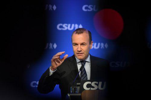 EVP-Kandidat Manfred Weber will Kommissionspräsident werden. Ob ihm das gelingt, ist derzeit noch fraglich. reuters