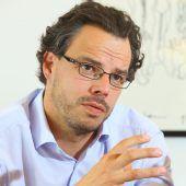 Zu Gast bei Karl Schwärzler