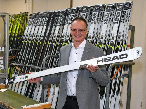 Im November endet die Tätigkeit von Günther Hagspiel für die Firma Head.VN/OL