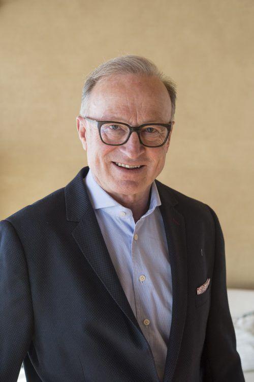 Hielt offenbar Beschwerdeflut stand: Lechs Altbürgermeister Muxel.VN