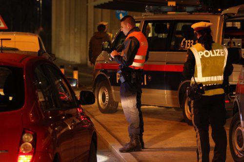 Aufgrund von Beschwerden kontrollierte die Polizei in Rankweil verstärkt. symbol/vlach