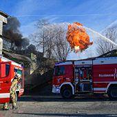 Feuerwehr Altach feiert