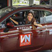 Ein Auto für die Miss