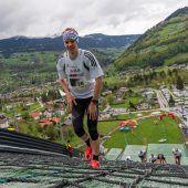 Laufspezialist Jakob Mayer bleibt bei der X Challenge das Maß aller Dinge. C7
