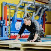 Digitaler Holzbau