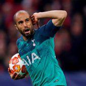 Englisches Endspiel, weil Tottenham nach 0:2 ein irres Comeback feiert. C1