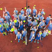 Tennissport boomt in Vorarlberg