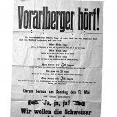 Volksabstimmung 1919
