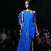 Fließendes Blau