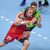 Gerald Zeiner führt Harder Handballer mit 29:25-Heimsieg in die Finalserie. C1