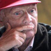 Tod von Motorsportlegende und Unternehmer Niki Lauda verändert Formel 1. C1–3