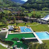 Tui Hotel flankiert Alpenbad