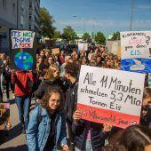 Streiken fürs Klima