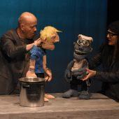 Festival Homunculus zog mit der Figurentheatervielfalt rund 3100 Besucher an. D9