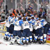 Finnland wiederholt den Triumph von 2011