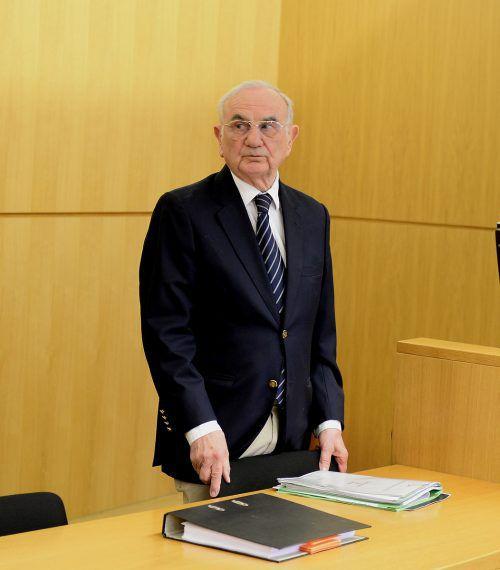 FPÖ-Anwalt Dieter Böhmdorfer will in Berufung gehen.APA