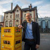 Ein neues Haus fürs Frastanzer Bier