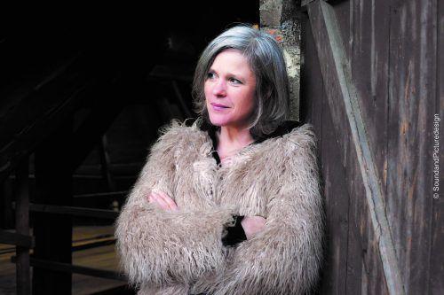 Für dieses Pforte-Programm konnte eine Koryphäe der Musik des Barocks gewonnen werden: die Geigerin Veronika Skuplik.soundandpicturedesign