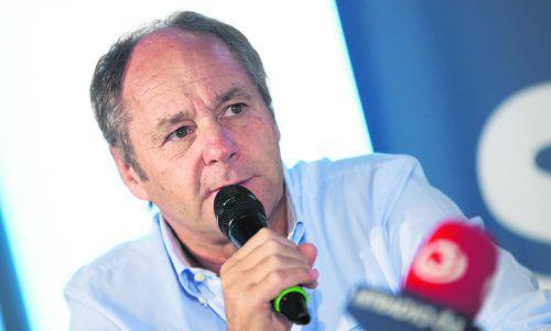 Gerhard Berger stellt die DTM auf neue Beine.gepa