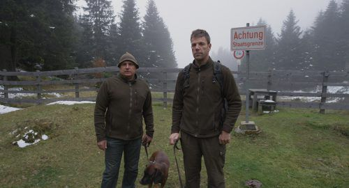 Geyrhalters Film spielt an der Grenze am Brenner. NGF/Jäger