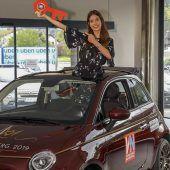 Neues Auto für die Miss Vorarlberg