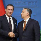Orban unterstützt Weber nicht mehr
