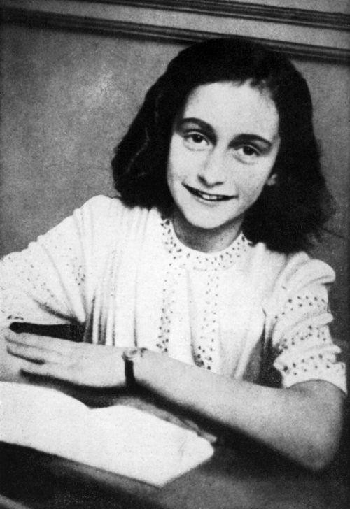 Heute erscheint die originale Vollversion von Anne Franks Tagebuch. afp