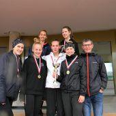 HLW und HTL Rankweil triumphieren in der Leichtathletik