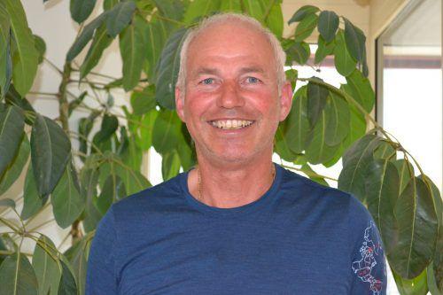 Hüttenwirt Stefan Probst liegt das Wohl seiner Gäste am Herzen. BI