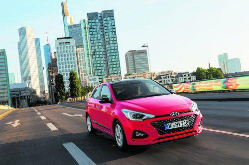 Hyundai i20: Der direkte Nachfolger des Getz hält derzeit in seiner zweiten Generation – mit kleinvolumigen Motoren und aufgewerteter Mitgift.
