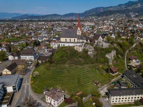 In der großen Regionalumfrage der Vorarlberger Nachrichten werden auch die brennendsten Themen aus Rankweil und der Region Vorderland abgefragt.  VN/STeurer