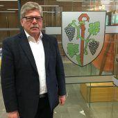 Langzeit-Gemeindechef tritt ab
