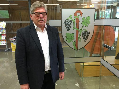 Im Magnussaal findet kommende Woche der Festakt zum Amtsverzicht von Noch-Bürgermeister Anton Gohm statt. VN/JS