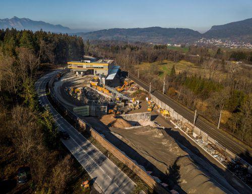 Pläne und Vorhaben des Unternehmens Kessler bewegt's bewegen auch die Gemeinden Nenzing und Frastanz. VN/Paulitsch