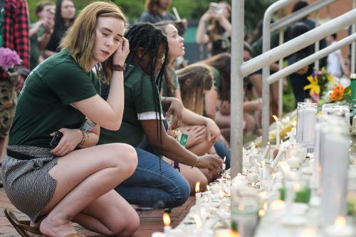 In den USA kommt es immer wieder zu Schusswaffenmissbrauch an Schulen. AFP