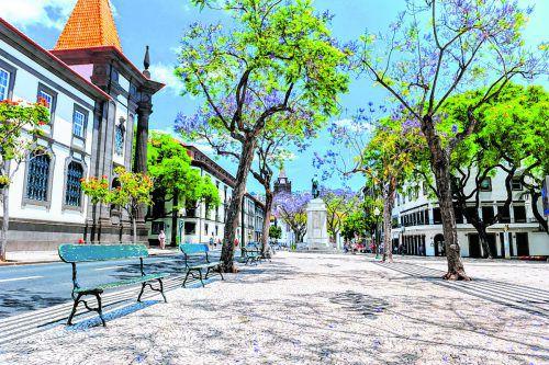 In der gepflegten Inselhauptstadt Funchal gibt es für Touristen viel zu sehen.