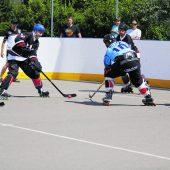 Zwerger und Co. spielen beim Inlinecup
