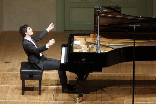 In seinem 13. Konzert bei diesem Festival seit 2012 beweist Pilsan, dass spontane Jugendlichkeit und künstlerische Reife einander nicht ausschließen. Schubertiade