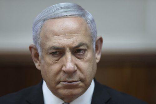 Israels Premier Benjamin Netanjahu wies Angriffe auf den Gazastreifen an. AP