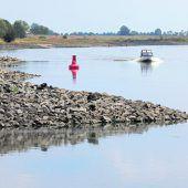 Nur ein Drittel der längsten Flüsse weltweit fließt noch ungestört
