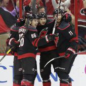 Carolina erstmals seit zehn Jahren im NHL-Halbfinale