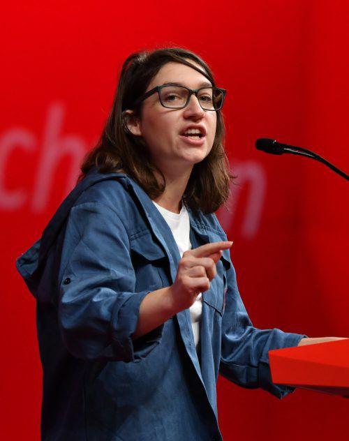 Julia Herr kandidiert für die SPÖ auf dem sechsten Listenplatz. Die Burgenländerin ist seit 2014 Vorsitzende der Sozialistischen Jugend. Herr will die EU strukturell und politisch auf den Kopf stellen. Ihre Topthemen sind der Umweltschutz und die soziale Gerechtigkeit.