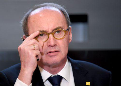 Karas lehnt einen Assistenzeinsatz des Heeres an der EU-Außengrenze ab.APA