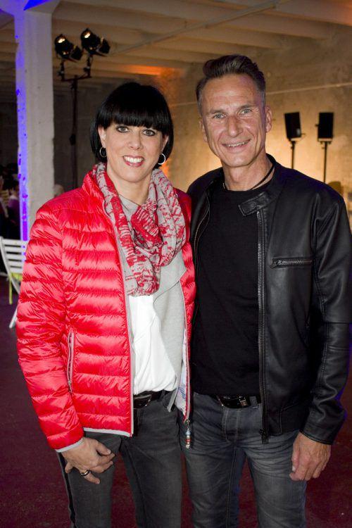 Karin und Klaus Rettenbacher (Uniqa).