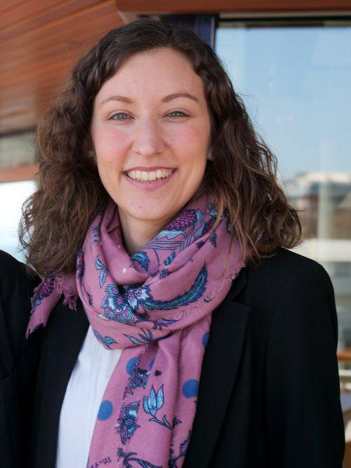 Katharina Ess liegt die Verbindung zu Vorarlberg besonders am Herzen. hv