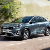 Autonews der WocheKia überarbeitet den Niro / Skoda Citigo künftig nur noch elektrisch / Neuer BMW 1er kommt im Herbst