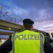 Im Schengenraum wird weiter kontrolliert