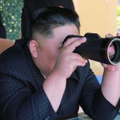 Nordkorea will sich mit Raketentests kampfbereit zeigen