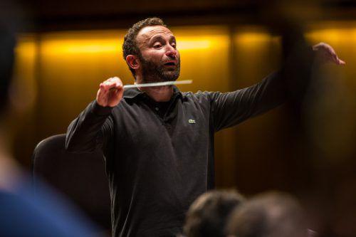 Kirill Petrenko, der designierte Chefdirigent der Berliner Philharmoniker, setzt seinen Mahler-Zyklus mit dem SOV fort.VN/Steurer