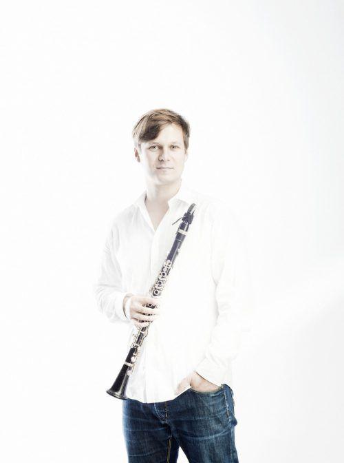 Klarinettist Sebastian Manz ist seit 2018 künstlerischer Leiter des :alpenarte-Festivals. Marco Borggreve